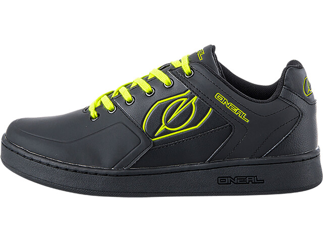O'Neal Pinned Flat Pedal Schuhe Herren hi-viz